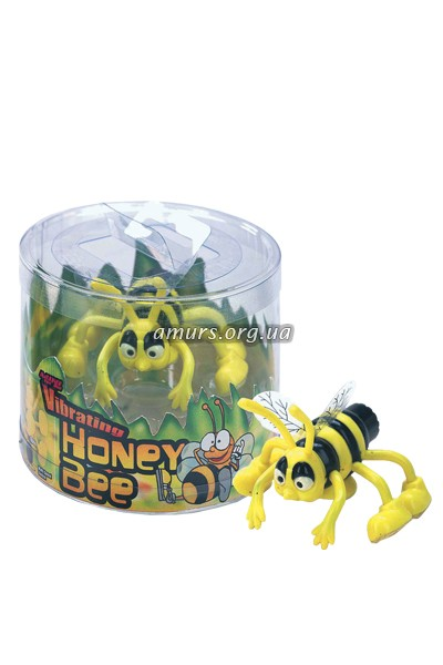 Mini Vibrating Honey Bee