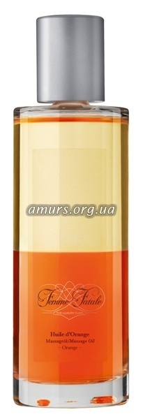 *Huile d-Orange, Massage Oil Orange