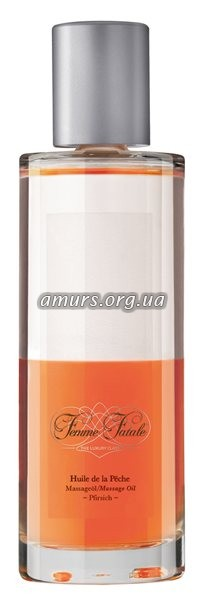*Huile de la Peche, Massage Oil Peach
