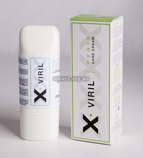 Крем - X VIRIL - Penis Care Cream 75ml