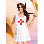 Nurse {} white/ XL