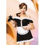 Maria  - костюм горничной, черный