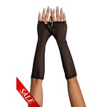 Gloves  black/ S/L - заманчивые перчатки