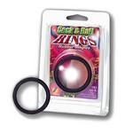 Эрекционное кольцо «Penis Ring» черное
