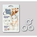 Набор эрекционных колец «Magic C-Rings»