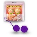 Вагинальные шарики Jiggle телесные