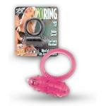 Кольцо «Silicone Soft» pink