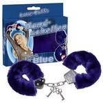 Металичесские наручники «Dark Blue»
