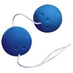 Вагинальные шарики Sarahs Secret синие