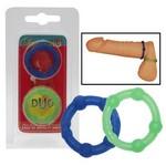 Эрекционные кольца «Stretch Ring Duo»
