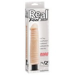 Вибратор «Real Feel Lifelike Toyz No. 12»