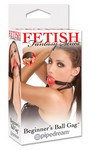 Кляп - Fetish Fantasy Series Beginner\'s Ball Gag Red