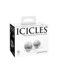 Вагинальные шарики - Icicles No.41 Small Glass Ben-Wa Balls