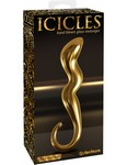 Фаллоимитатор - Icicles Gold Edition G01 - Gold